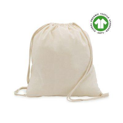 50 sztuk Bawełniane Ekologiczny Plecaki 37x41 cm 100% Bawełna
